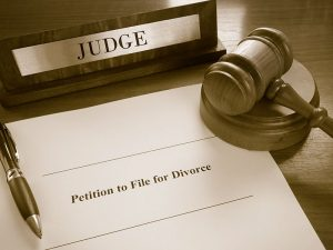 how to file my case in a divorce