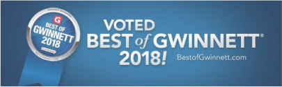 best of gwinnett 2018 award