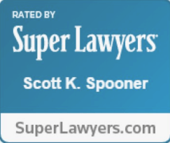 super lawyers rating scott k spooner